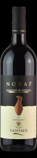 Santadi Cannonau di Sardegna Noras 2017
