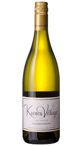 Bottle of Kumeu River Village Chardonnay 2016 wine 750 ml