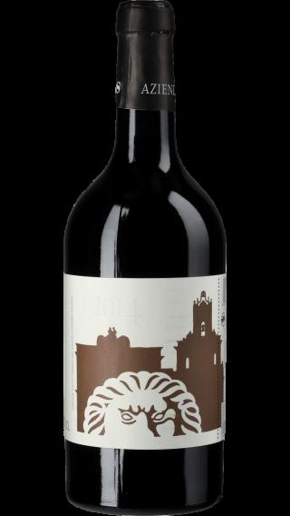 Bottle of COS Maldafrica 2015 wine 750 ml