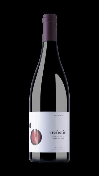 Bottle of Acustic Celler Acustic Montsant 2015 wine 750 ml