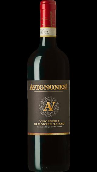 Bottle of Avignonesi Nobile De Montepulciano 2015 wine 750 ml