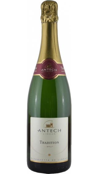 Bottle of Antech Limoux Tradition Brut wine 750 ml