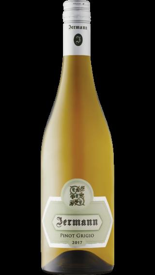 Bottle of Jermann Pinot Grigio 2017 wine 750 ml