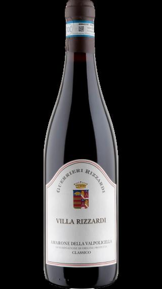 Bottle of Rizzardi Villa Rizzardi Amarone Della Valpolicella Classico 2011 wine 750 ml