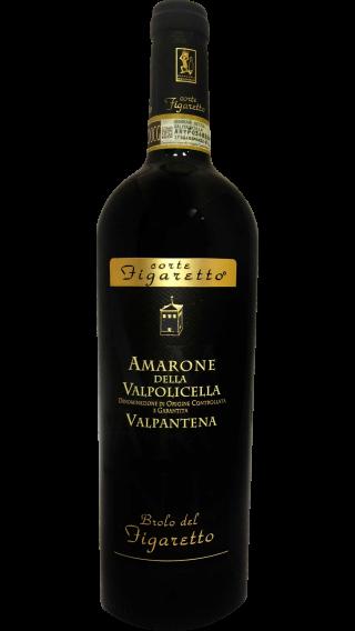 Bottle of Corte Figaretto Amarone della Valpolicella Valpantena 2013 wine 750 ml