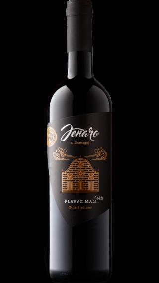 Bottle of Iuris Plavac Mali Jenaro Vala 2010 wine 750 ml