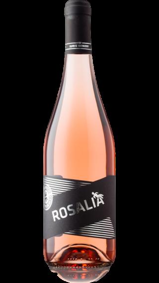 Bottle of Iuris Rosalia 2017 wine 750 ml