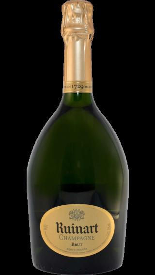 Bottle of Ruinart Brut wine 750 ml