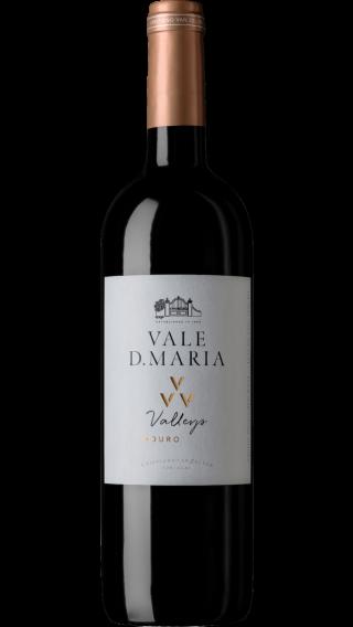 Bottle of Quinta Vale D. Maria VVV Valleys Tinto 2015 wine 750 ml