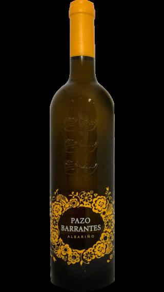 Bottle of Marques de Murrieta Albarino Pazo de Barrantes 2014 wine 750 ml