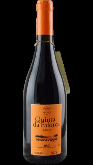 Bottle of Quinta da Falorca Reserva Lagar 2014 wine 750 ml