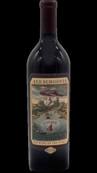 Bottle of Caymus Red Schooner Voyage 4 wine 750 ml