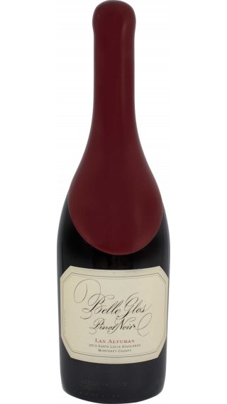 Bottle of Belle Glos Las Alturas Pinot Noir 2013 wine 750 ml