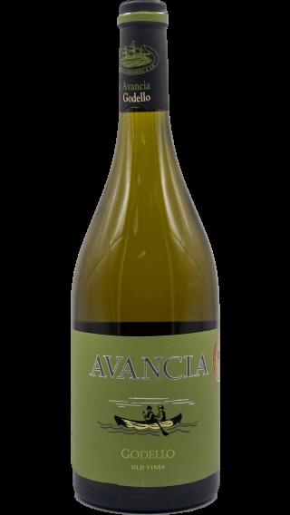 Bottle of Avancia Godello 2016 wine 750 ml
