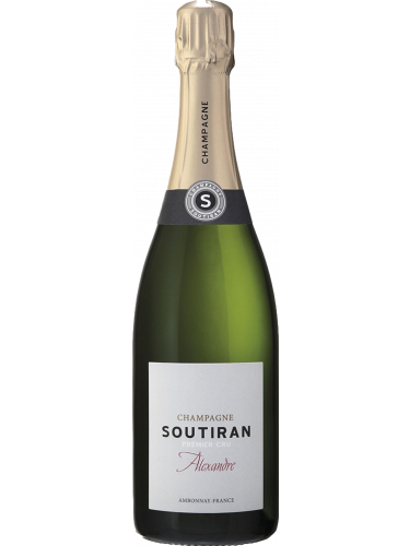 Champagne Soutiran Cuvee Alexandre Brut Premier Cru