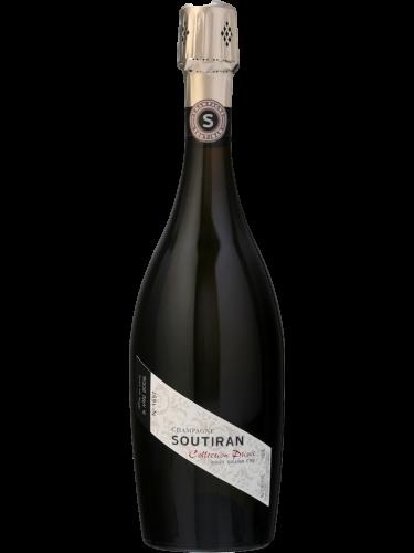 Champagne Soutiran Collection Privee Brut Grand Cru