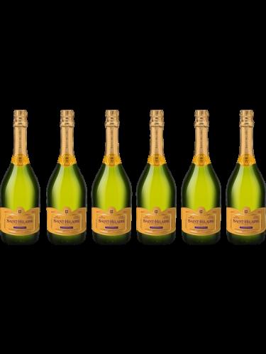 Saint Hilaire Blanquette de Limoux 6 Flaschenset