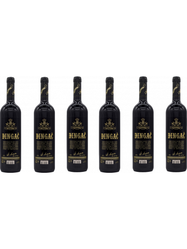Matusko Dingac 2015 6 Flaschenset