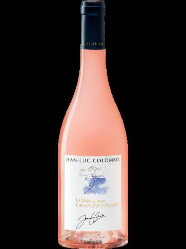Jean-Luc Colombo La Dame du Rouet Rose 2019