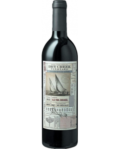 Dry Creek Old Vine Zinfandel 2015