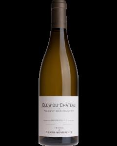 Chateau de Puligny Montrachet  Bourgogne Clos du Chateau 2016