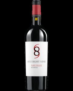 689 Cellars Six Eight Nine Red 2016