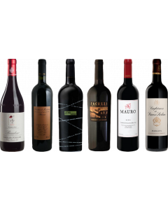 8Wines Rotweinverskostungsset