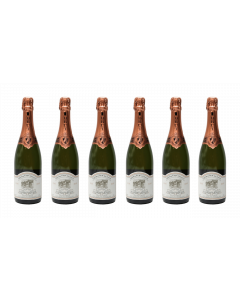 Allimant Laugner Cremant d'Alsace Rose 6 Flaschenset