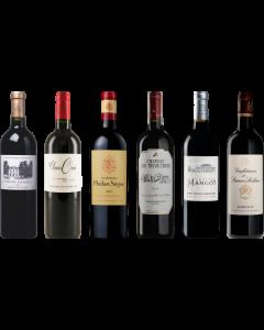 Bordeaux Rot Verkostungsset