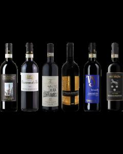 Brunello di Montalcino Premium Verskostungsset