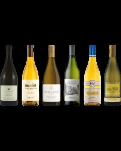 Kalifornien Chardonnay Premium Verskostungsset