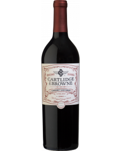 Cartlidge & Browne Cabernet Sauvignon 2015