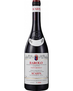 Scarpa Tettimorra Barolo 2015