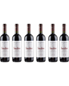 Felsina Fontalloro 2017 6 Flaschenset