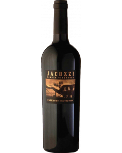 Jacuzzi Family Vineyards Cabernet Sauvignon 2015