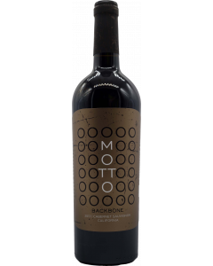 Motto Wines Cabernet Sauvignon Backbone 2013