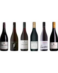 Neuseeland Pinot Noir Verkostungsset