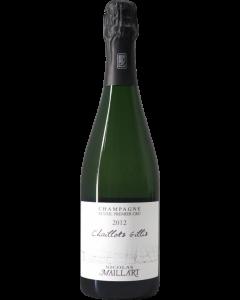Champagne Nicolas Maillart Les Chaillots Gillis Blanc de Blancs Premier Cru 2012