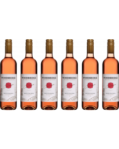 Robert Mondavi White Zinfandel 2017 6 Flaschenset
