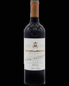 Marques de Murrieta Rioja Gran Reserva Limited Edition 2010